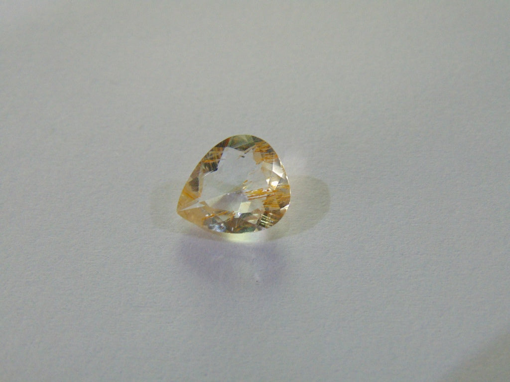 5.40ct Topaz With Rutile