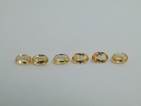 3.07cts Imperial Topaz (Calibrated)
