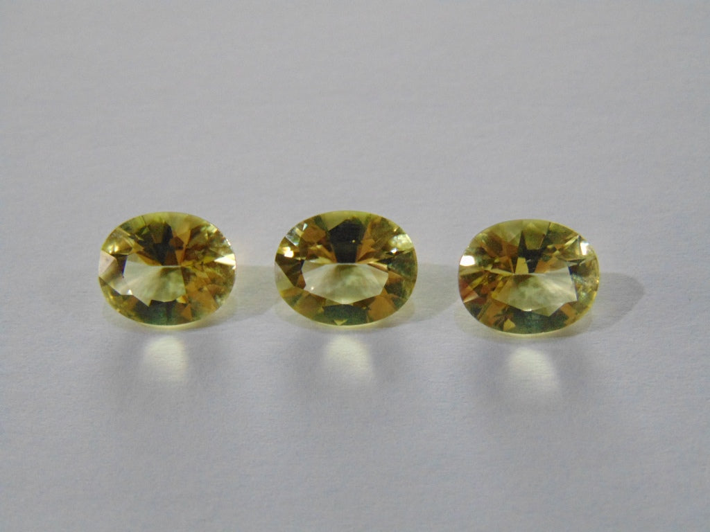 8.60ct Green Gold (Calibrated)