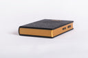 The Talking Bible is shaped like pocket Bibles