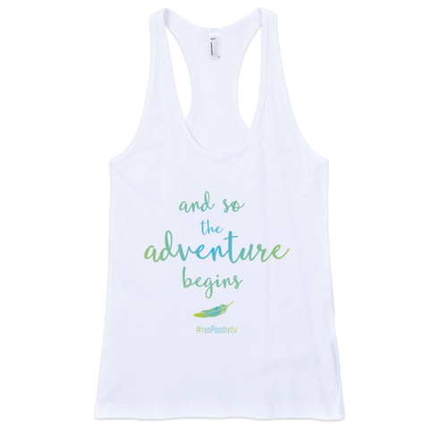 Adventure women's tank top
