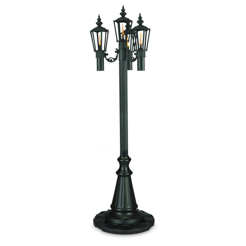 Islander Citronella Four Flame Patio Lantern - The Backyard Bartender