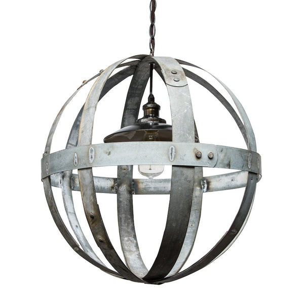 Napa East Globe Chandelier 1034 - The Backyard Bartender