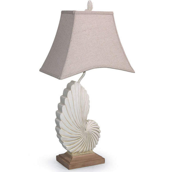 Nautilus Outdoor Table Lamp - The Backyard Bartender