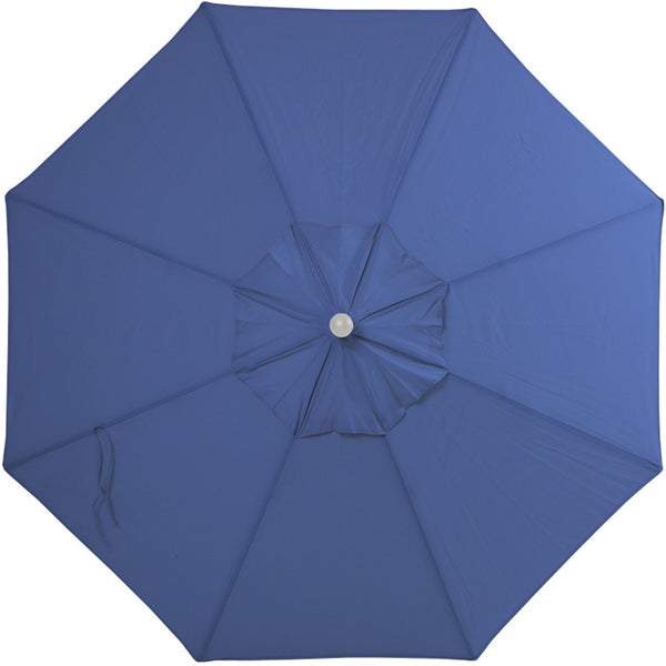 Palm Springs Rattan Garden Classics® 9' Olefin Cantilever Umbrella - The Backyard Bartender