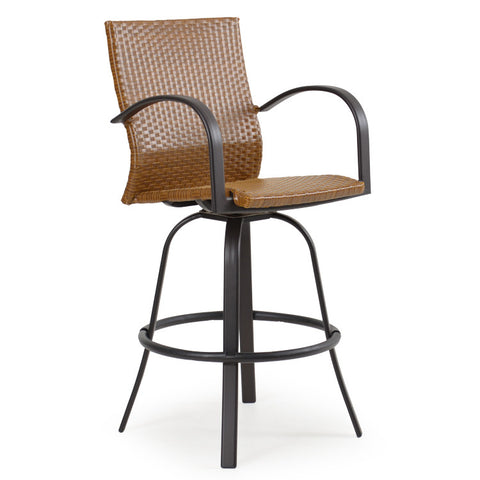 Garden Classics® Series 3200 Swivel Bar Chair - The Backyard Bartender