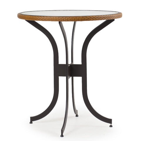 "Garden Classics® Series 3200 36"" Round Bar Table - The Backyard Bartender"