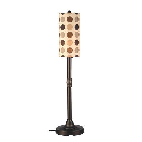 "Coronado 58"" Floor Lamp - The Backyard Bartender"