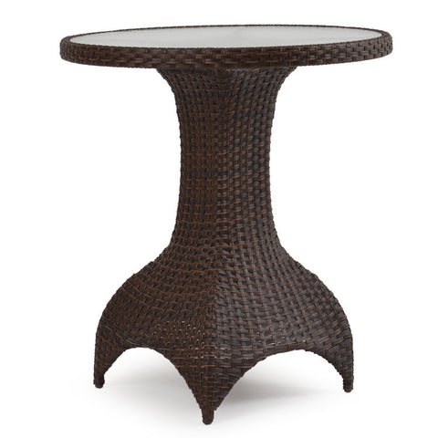 Garden Classics® Series 6000 Bar Table - Tortoise Shell - The Backyard Bartender