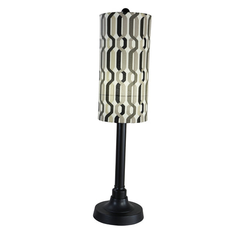 "Coronado 42"" Table Lamp - The Backyard Bartender"
