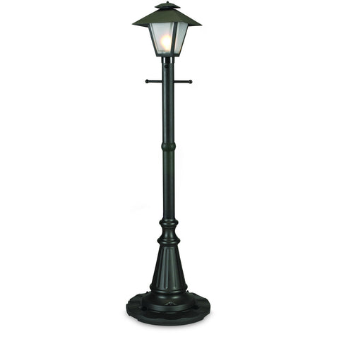 Cape Cod Single Coach Lantern Patio Lamp - The Backyard Bartender