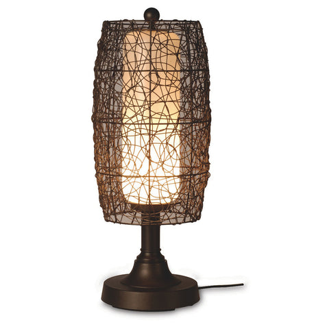 "Bristol 30"" Table Lamp - The Backyard Bartender"