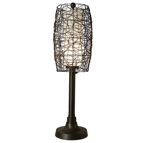 "Bristol 42"" Table Lamp - The Backyard Bartender"