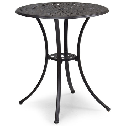 "Garden Classics® Series 7100 30"" Round Bar Table - The Backyard Bartender"