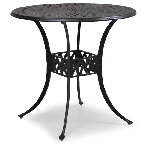 "Garden Classics® Series 7100 42"" Round Bar Table - The Backyard Bartender"