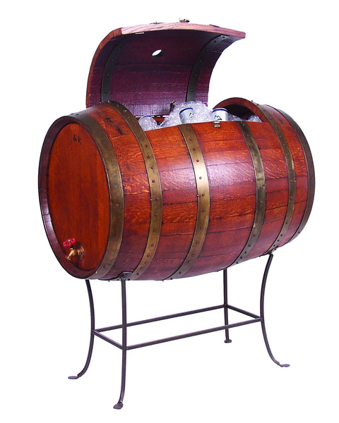 2-Day Designs Full Barrel Cooler 890 - The Backyard Bartender