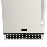 Whynter Stainless Steel 3.2 cu. ft. Indoor/Outdoor Beverage Refrigerator - The Backyard Bartender