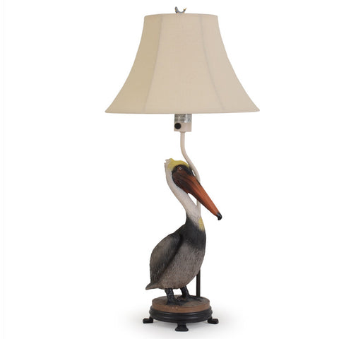Pelican Outdoor Table Lamp - The Backyard Bartender