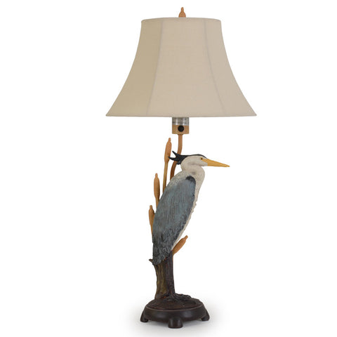 Heron Outdoor Table Lamp - The Backyard Bartender