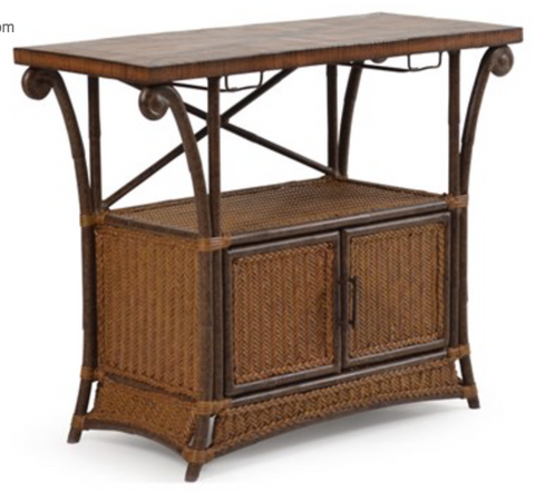 Garden Classics® Series 2400 Outdoor TV Stand - The Backyard Bartender