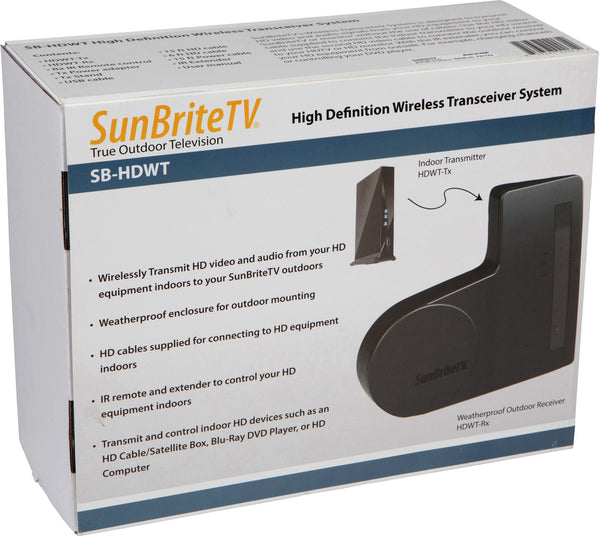 SunbriteTV Wireless HD Transceiver SB-HDWT - The Backyard Bartender