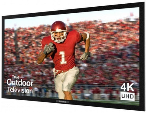"SunBriteTV 55"" NEW Signature Series Outdoor TV 4K UHD - SB-S-55-4K - The Backyard Bartender"