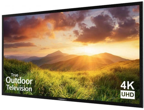 "SunBriteTV 65"" NEW Signature Series Outdoor TV 4K UHD - SB-S-65-4K - The Backyard Bartender"