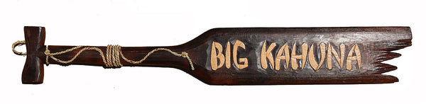 "40"" Big Kahuna Paddle Sign - The Backyard Bartender"