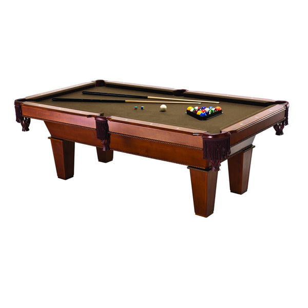 Fat Cat 7' Frisco Billiard Table with Play Package - The Backyard Bartender
