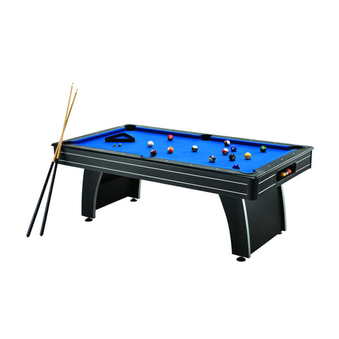 Fat Cat Tucson MMXI 7Ft Billiard Table with Ball Return - The Backyard Bartender