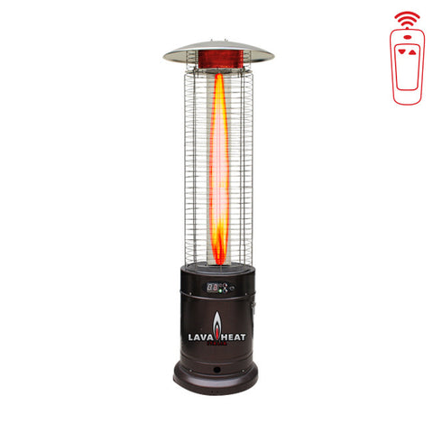 LHI-147 Patio Heater - Heritage Bronze - Natural Gas - The Backyard Bartender