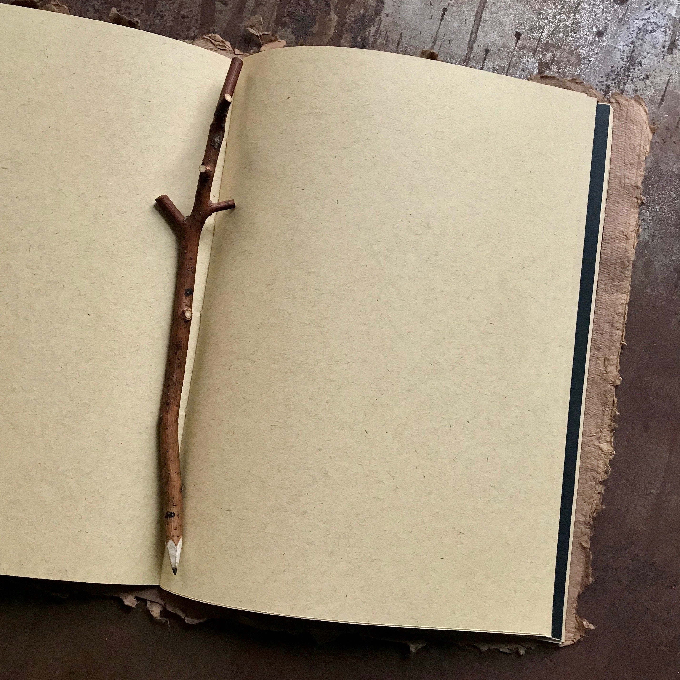 Saturnus blank handmade journal