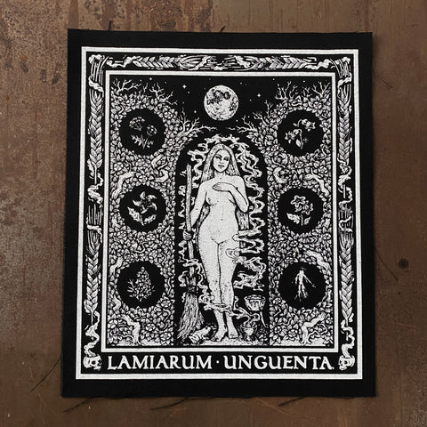 Lamiarum Unguenta back patch