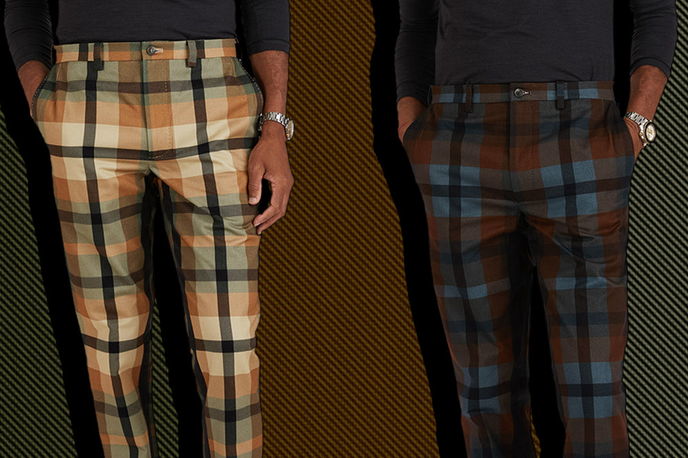 Introducing The Perfect Men's Pant