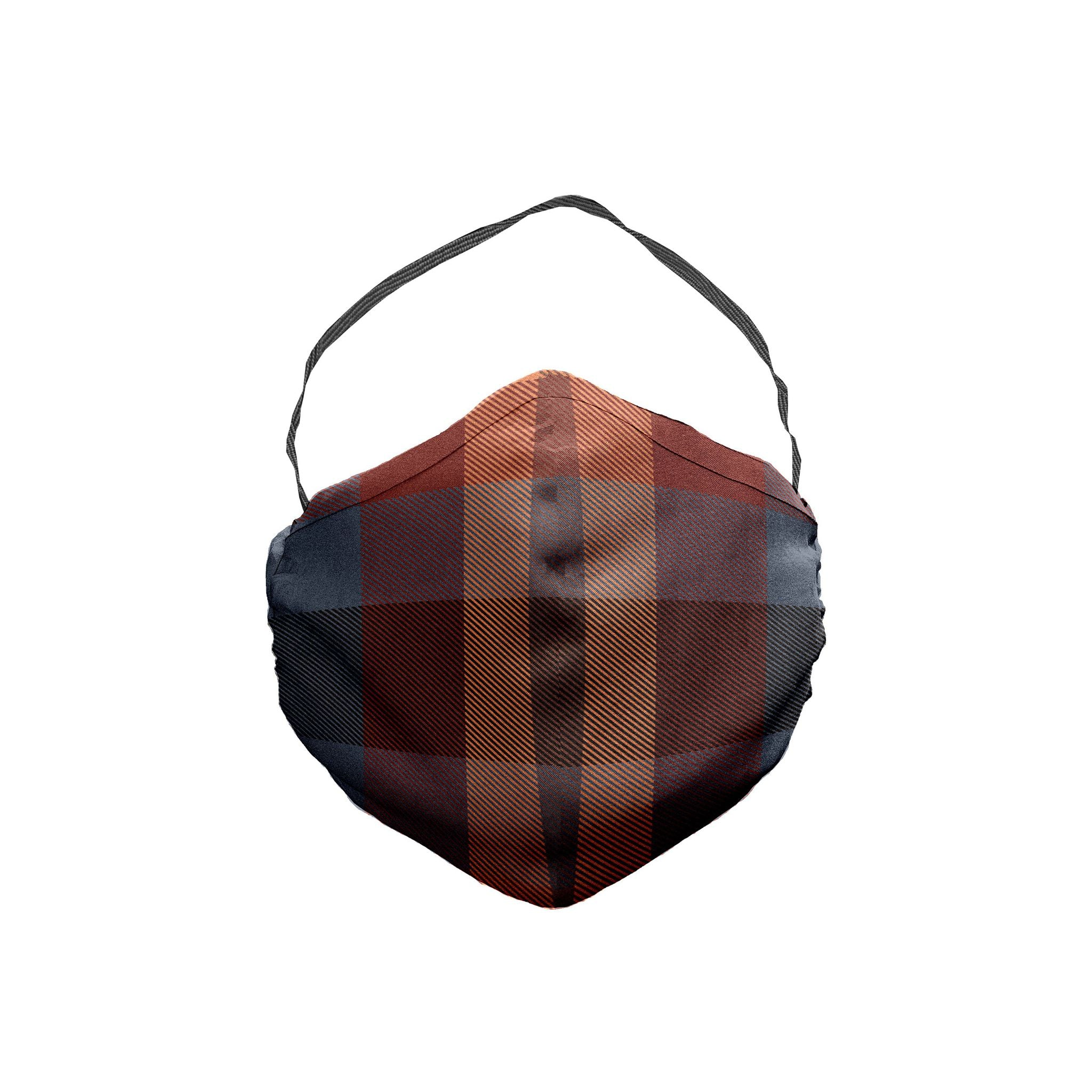 The Nightclubbing Plaid Face Mask 5 Pack