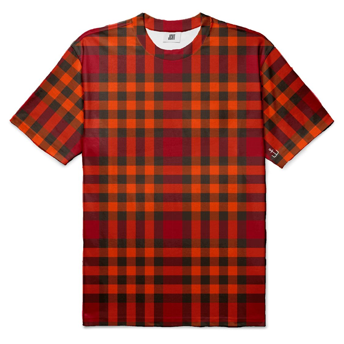 The Overlook Plaid T-Shirt