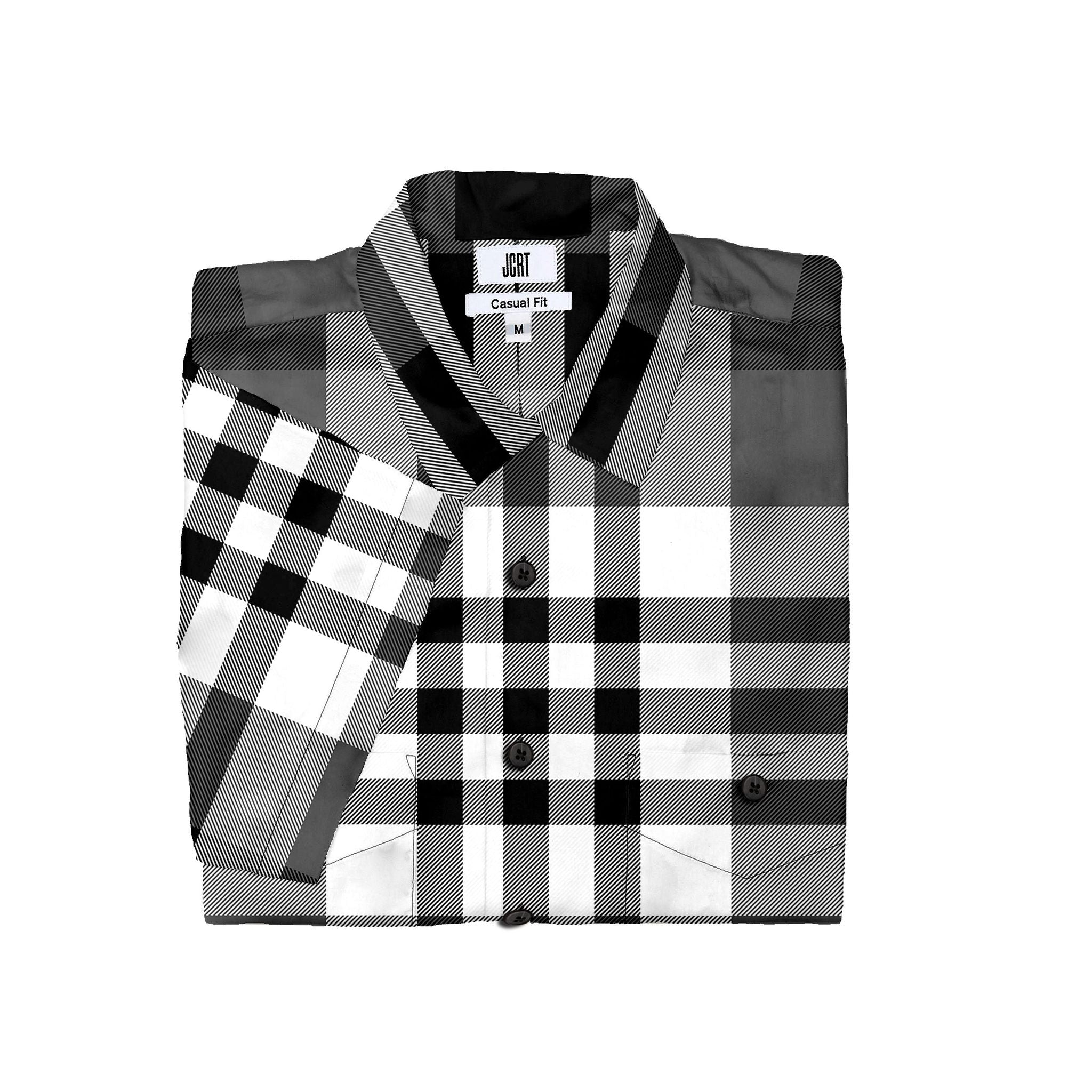 The Specials Plaid Short Sleeve Shirt