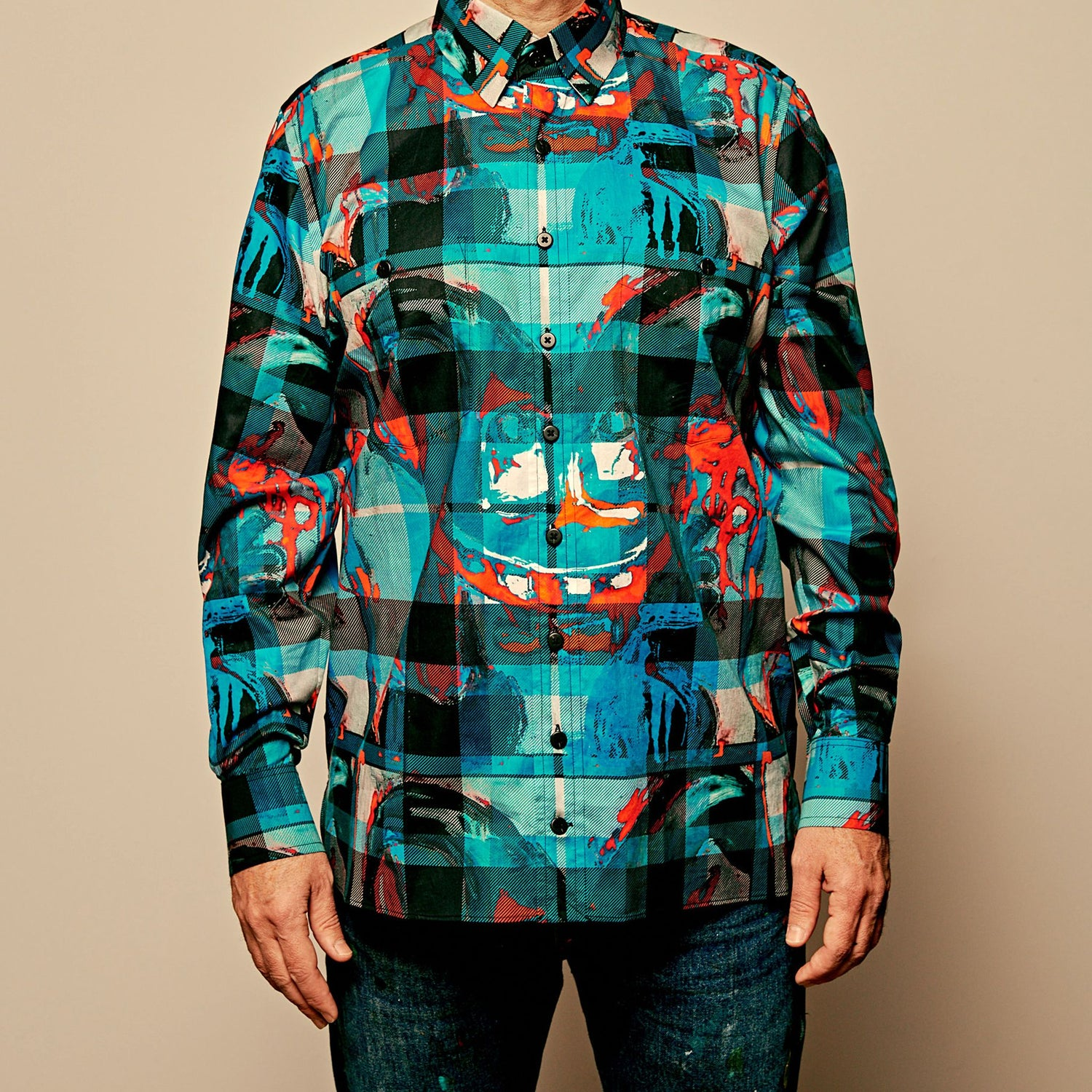 Scooter Bunny Long Sleeve Shirt