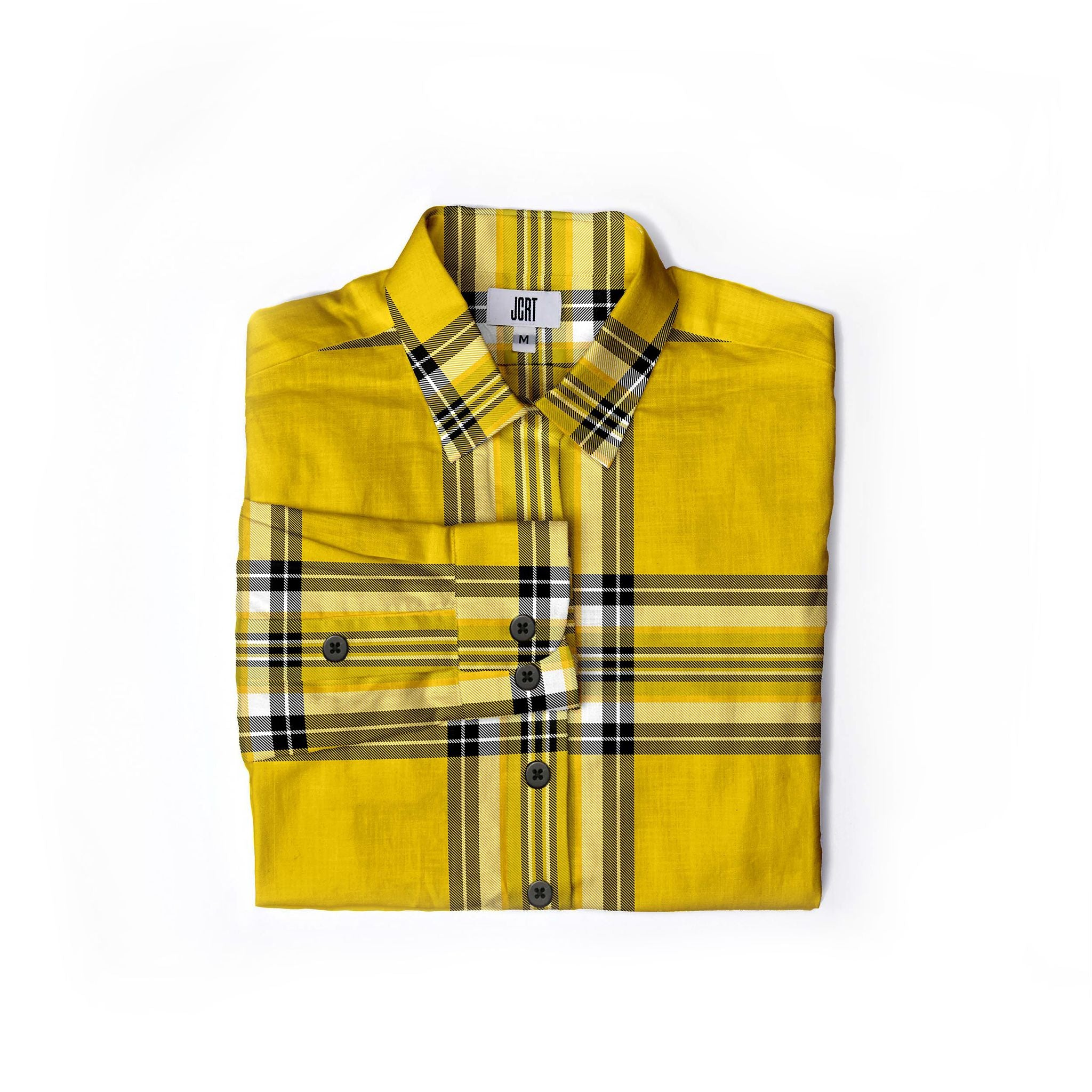 The Clueless Plaid Women's Long Sleeve Shirt