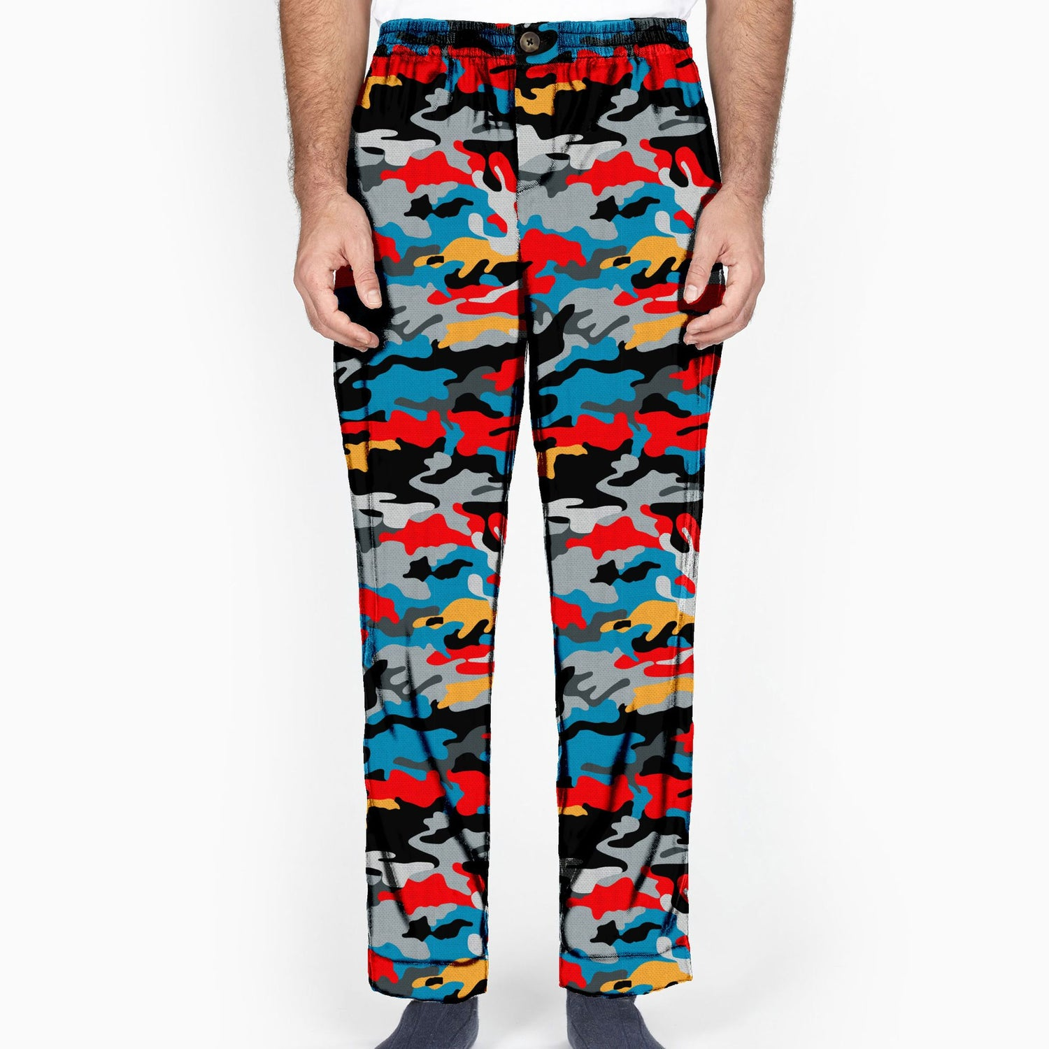The Out Of The Blue Camo  Lounge Pant