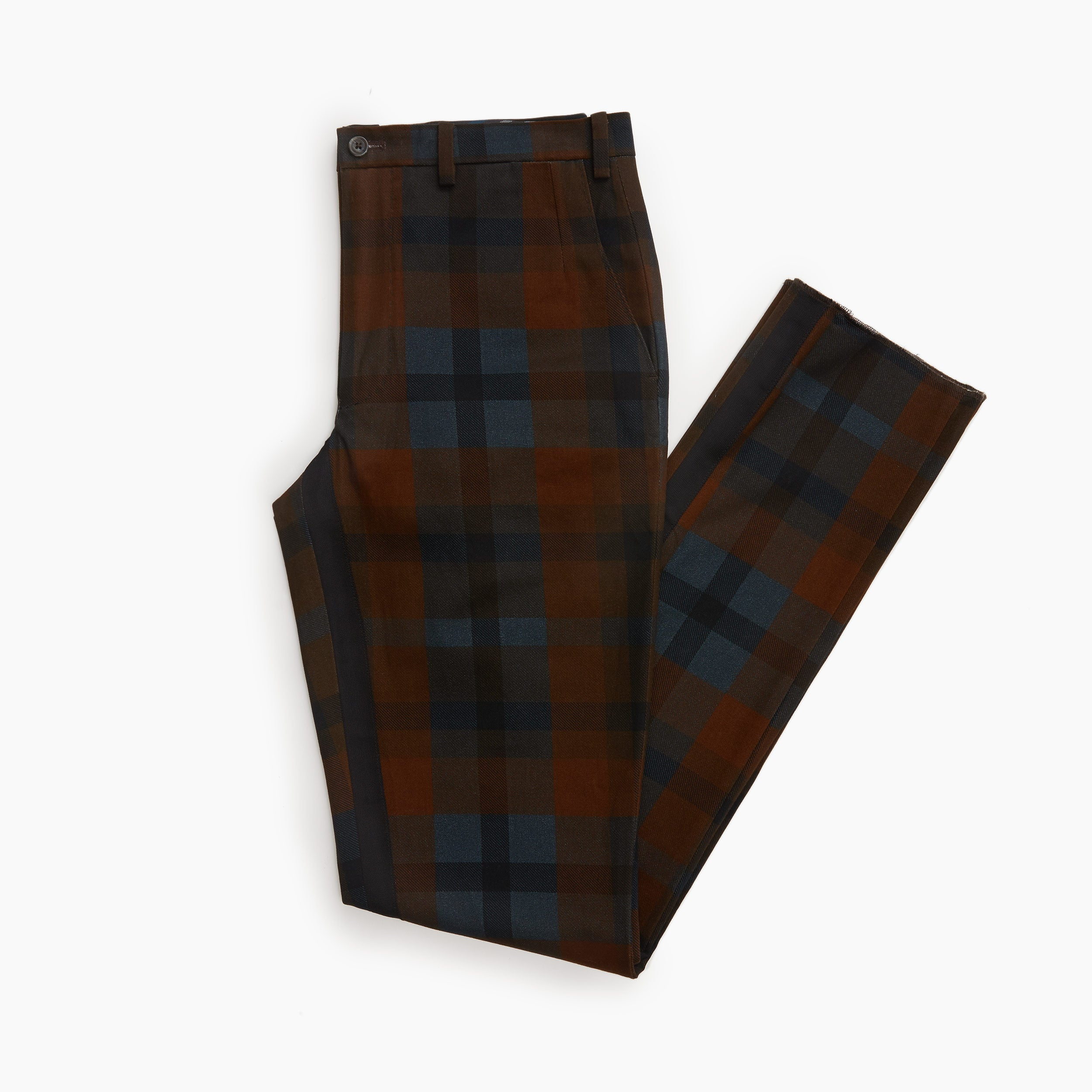 The Cannon Plaid Trouser