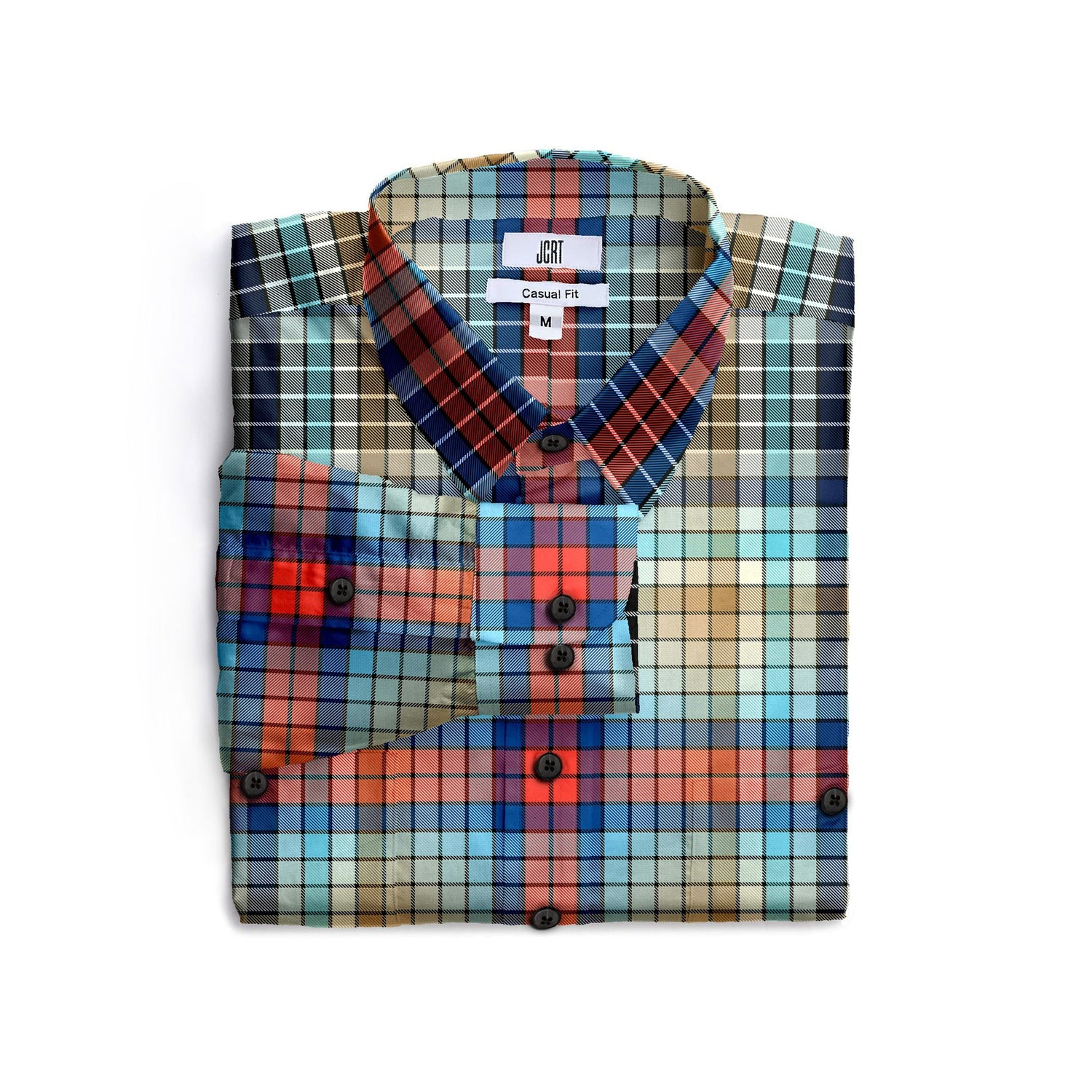 The Fantastic Planet Plaid Flannel