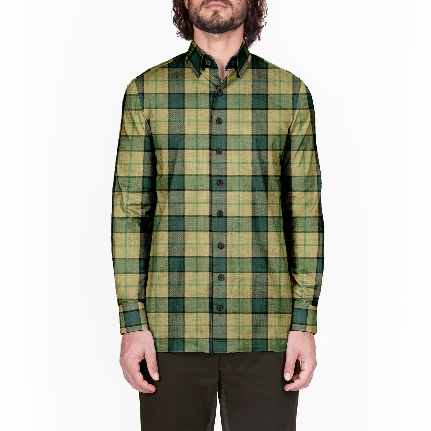 The Wendy Torrance Plaid Flannel