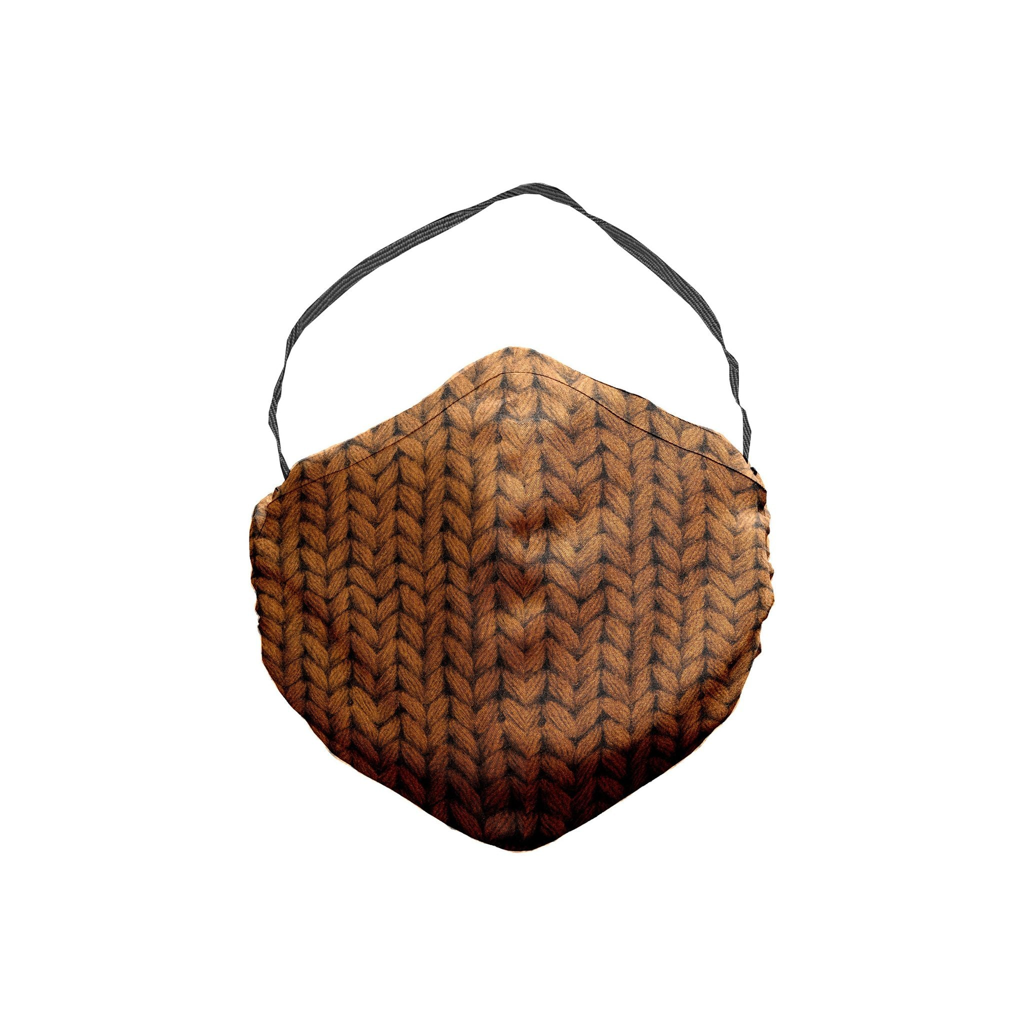 The Fozzie Knit Face Mask 5 Pack
