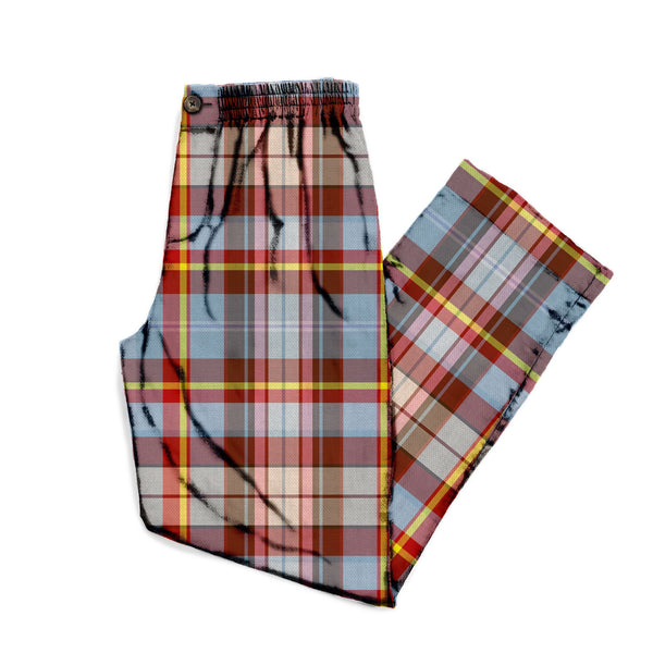 The Pin Ups Plaid Lounge Pant