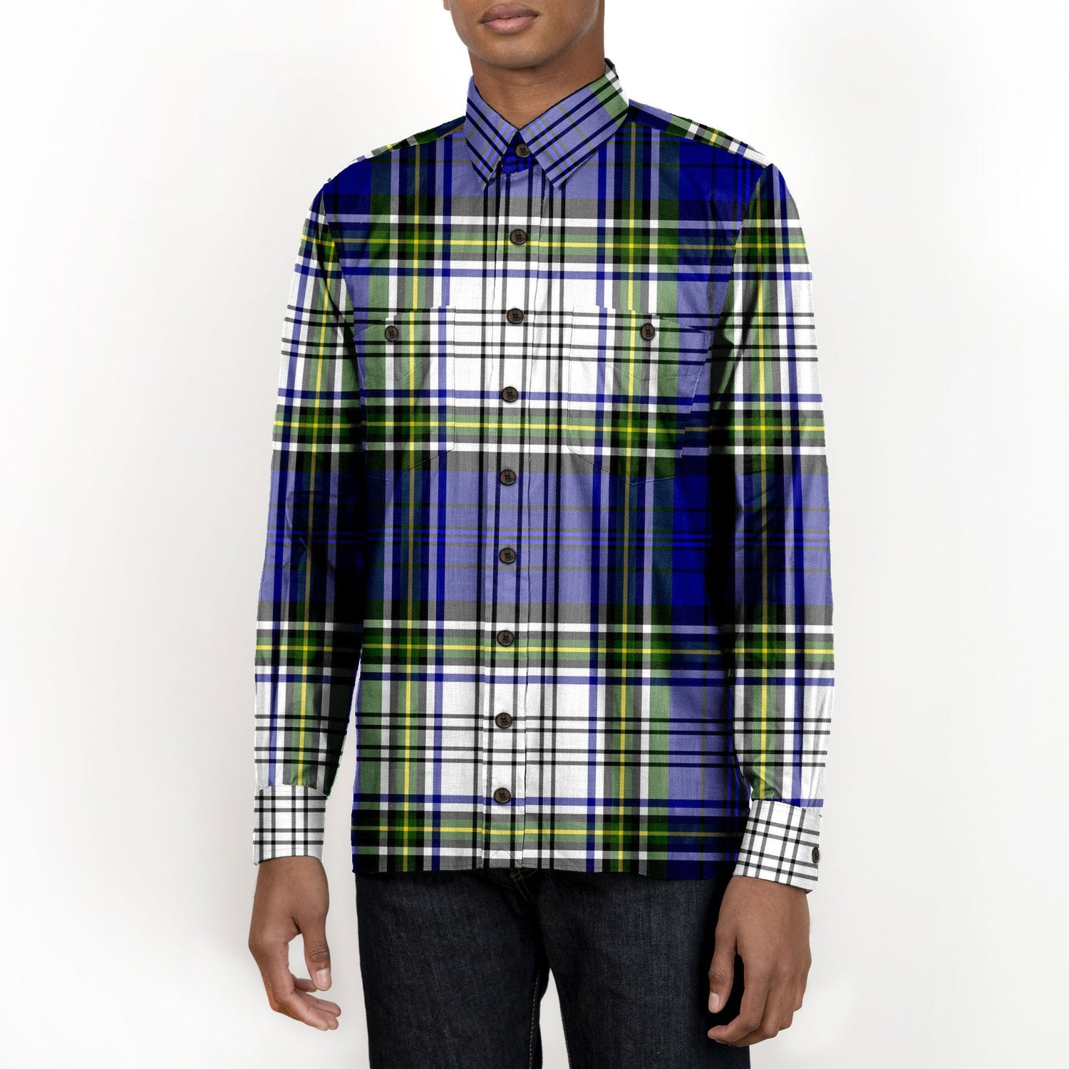 The Danny Torrance Plaid Flannel