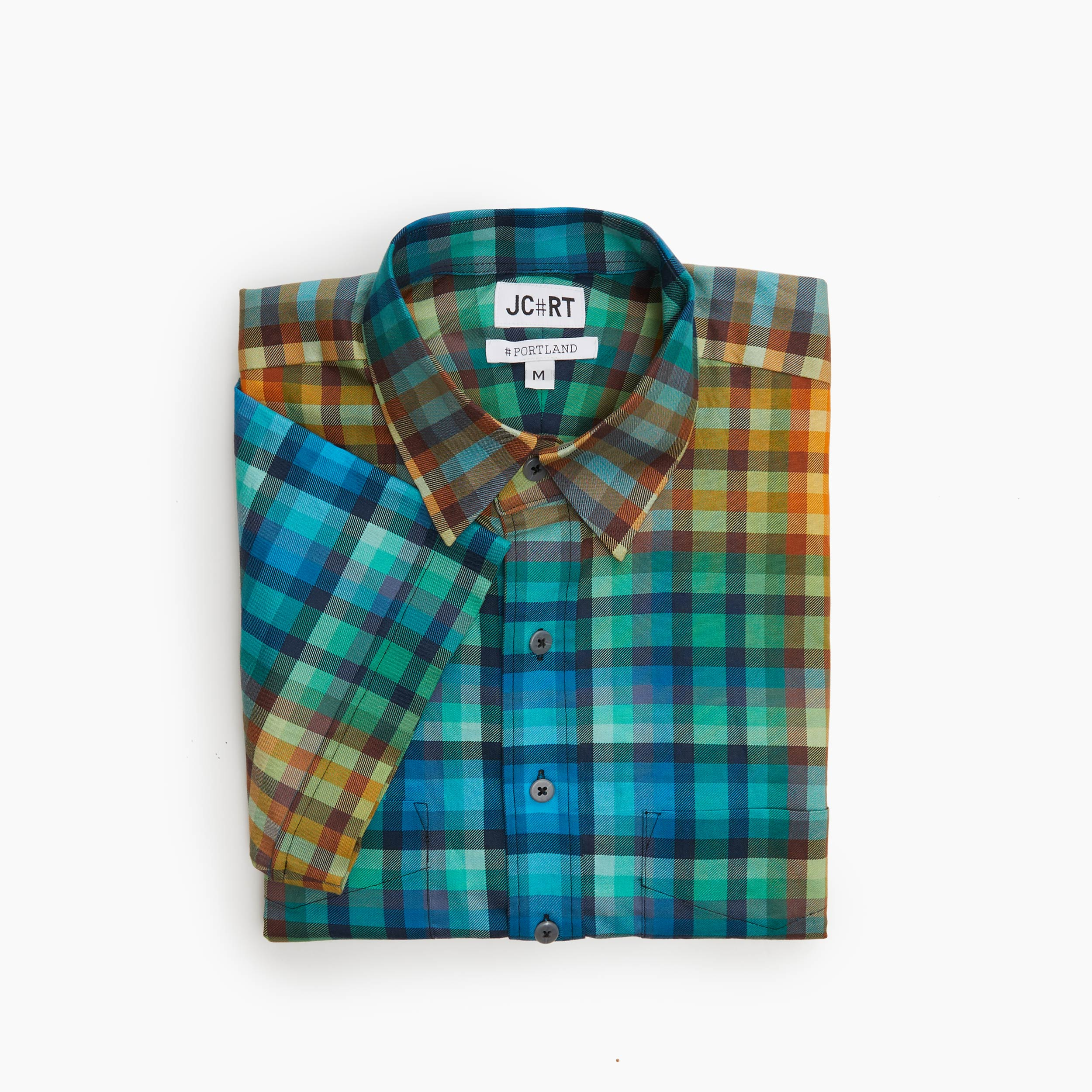 The Seaside Postcard Short Sleeve Shirt