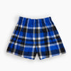 The Blue Devils Plaid Boxer