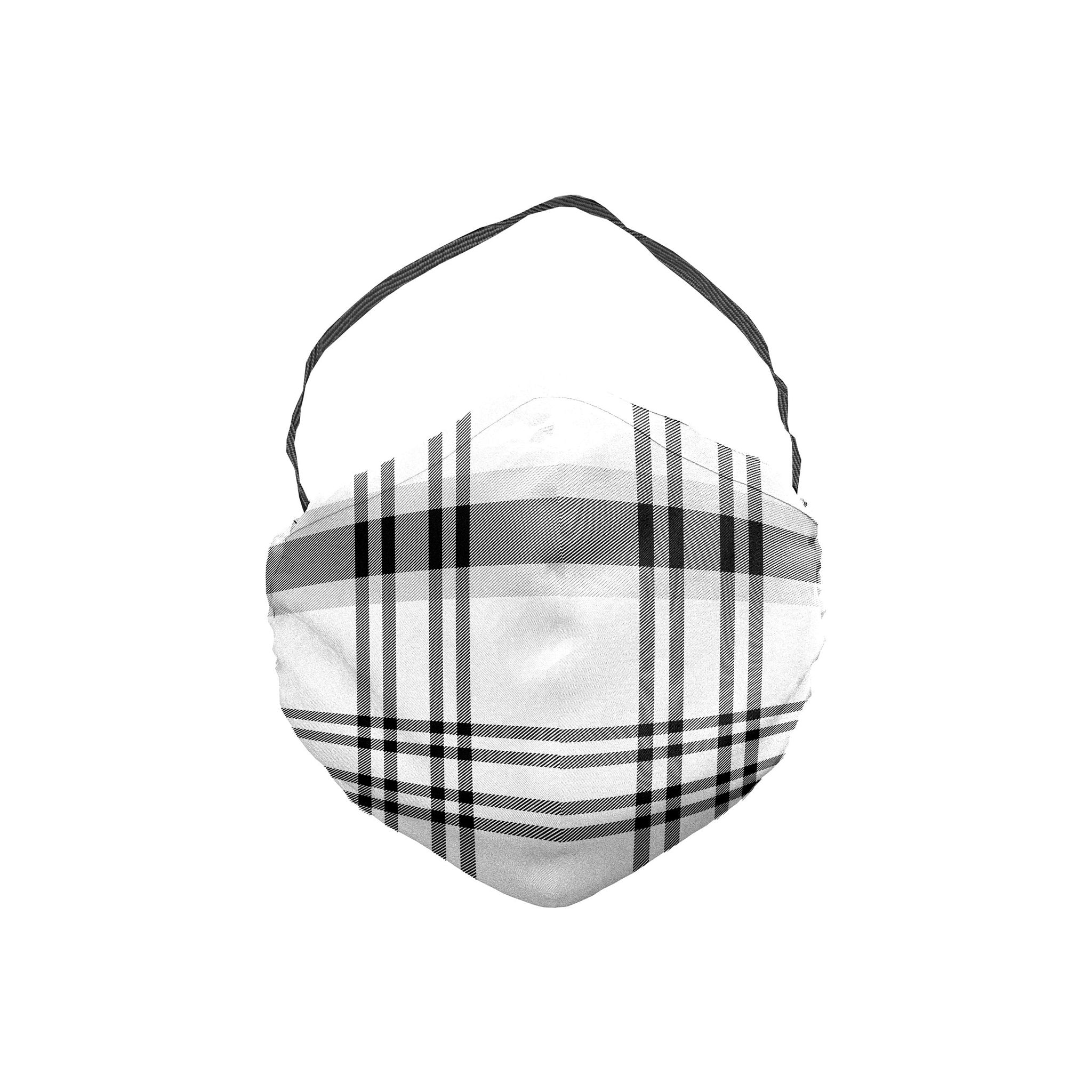 The Selecter Plaid Face Mask 5 Pack