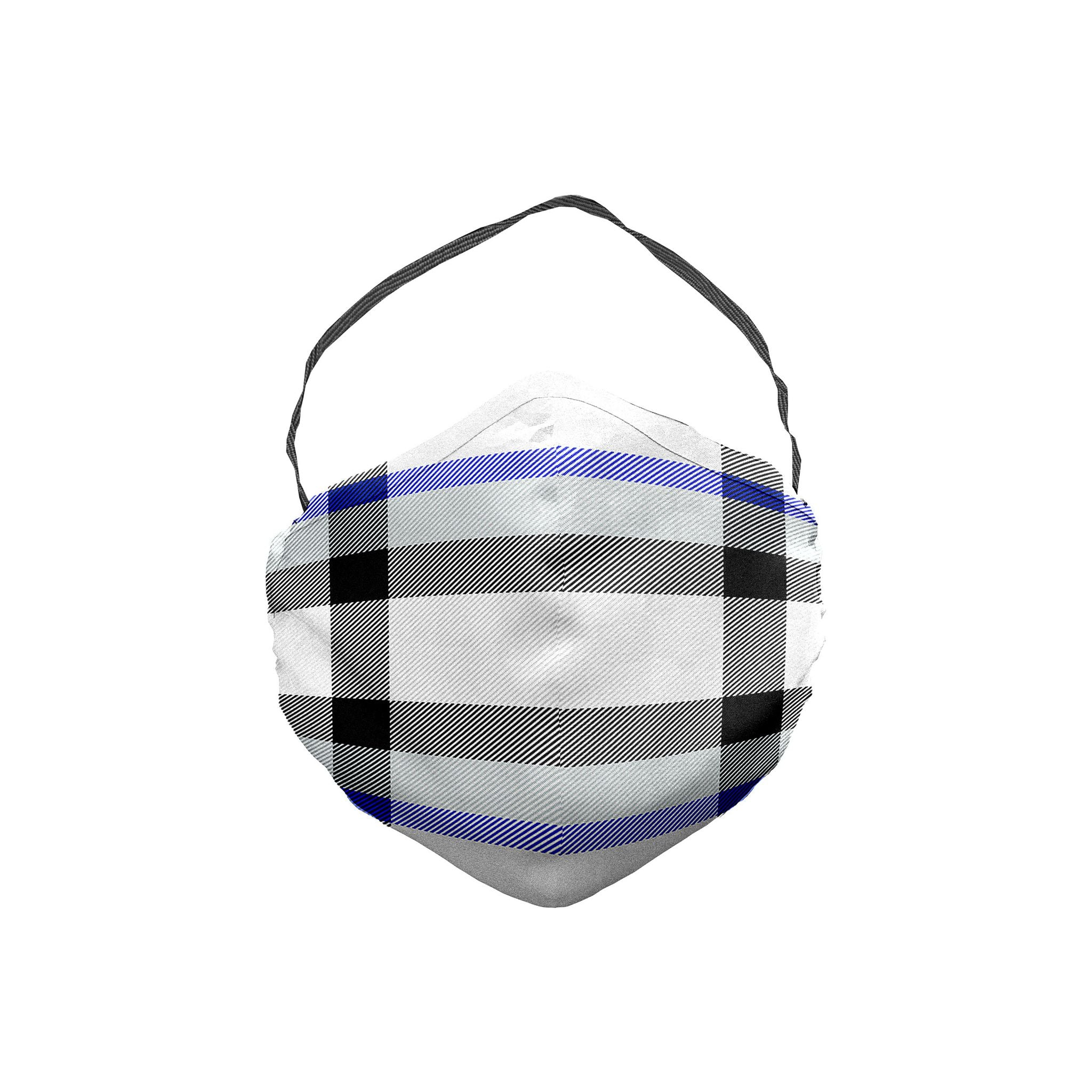 The Stormtrooper Plaid Face Mask 5 Pack